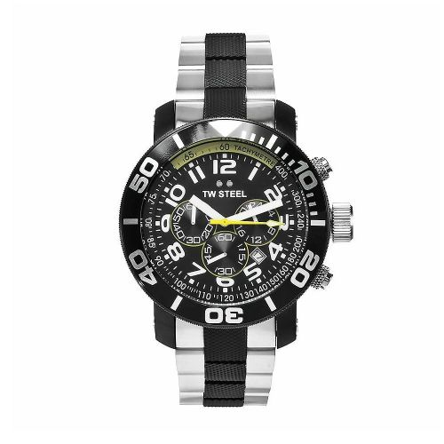 TW STEEL Grandeur Diver Chronograph Gents Watch TW71